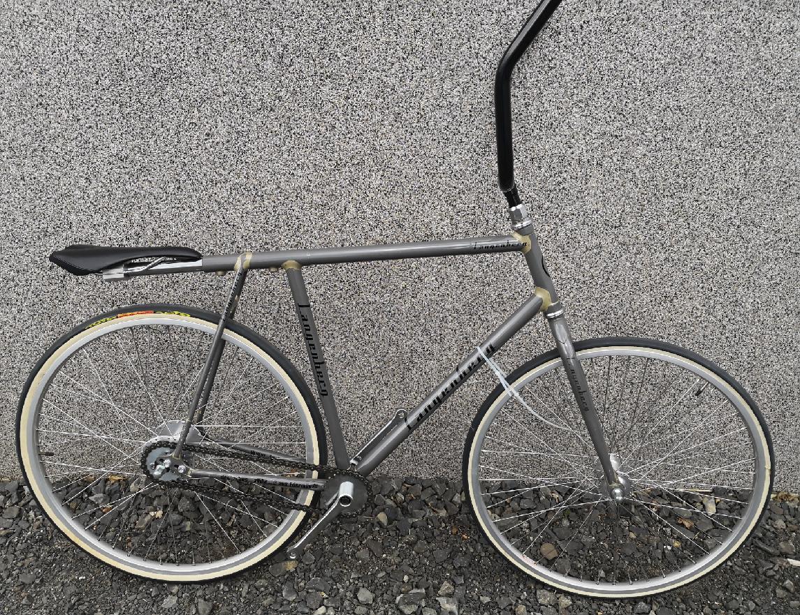 Radball - Vorführräder